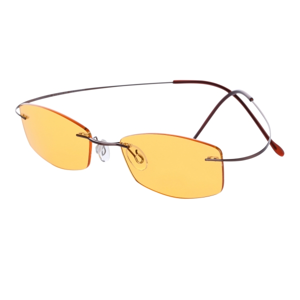 PRiSMA Gamer-Brille LiNDAU Blueblocker-Brille Computerbrille - bluelightprotect EASY - L702