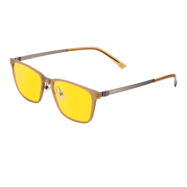 PRiSMA Gamer-Brille FRANKFURT Blueblocker-Brille Computerbrille - bluelightprotect EASY - FF702