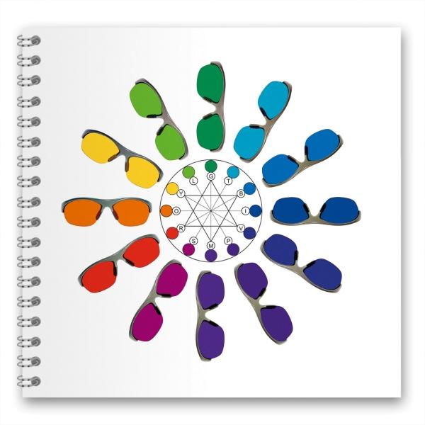 SpektroChrom - Farbbrillen Handbuch von Alexander Wunsch - DEUTSCH - BSCD