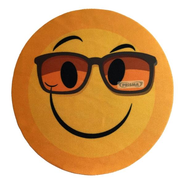 Mikrofaser-Reinigungstuch Smiley