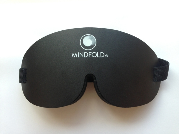 MINDFOLD Relaxation Mask - MIF