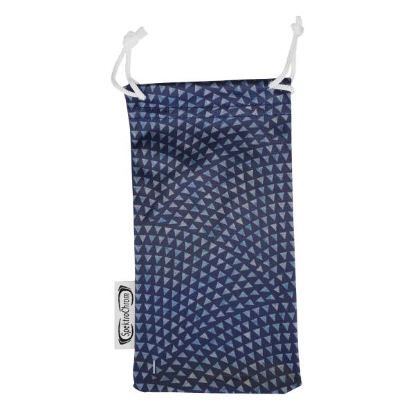 Mikrofaser-Tasche Indigo (I)