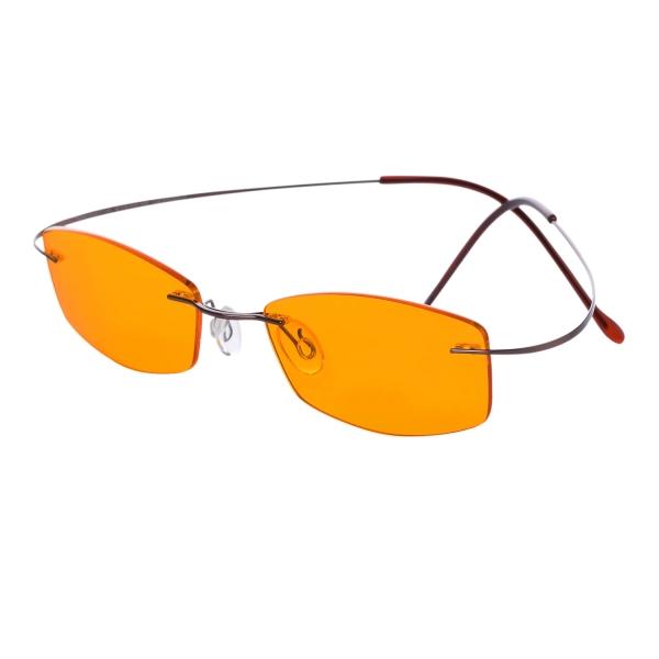 PRiSMA Blaulichtfilter-Brille LiNDAU Blueblockerbrille - Anti-Blaulicht bluelightprotect PRO - L709