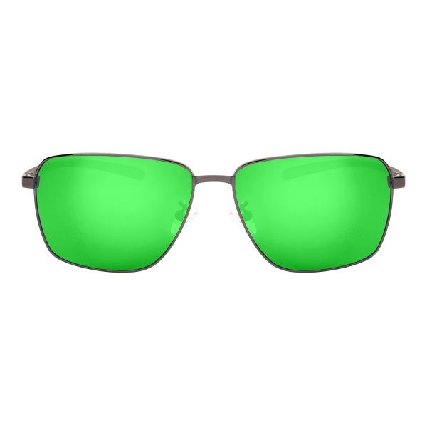 PRiSMA Sonnen-Brille MAiLAND - Sunblocker-Brille - SunProtect Grün - BALANCE - MA430