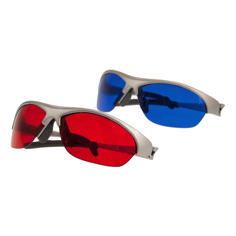 spektrochrom farbbrillen 2er set farbe gegenfarbe rot und blau drb innovative eyewear de. Black Bedroom Furniture Sets. Home Design Ideas