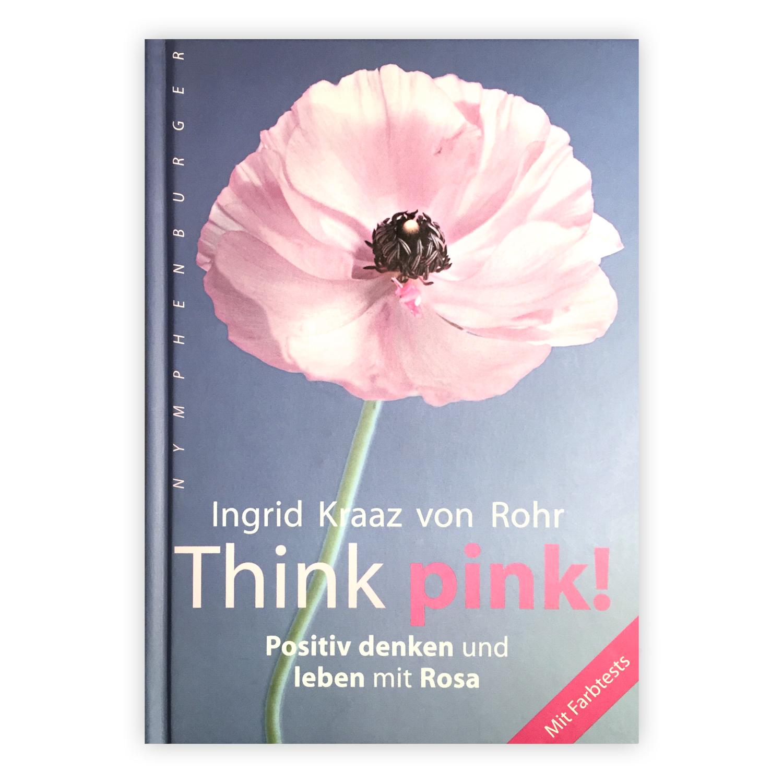 think pink positiv denken und leben mit rosa innovative eyewear de. Black Bedroom Furniture Sets. Home Design Ideas