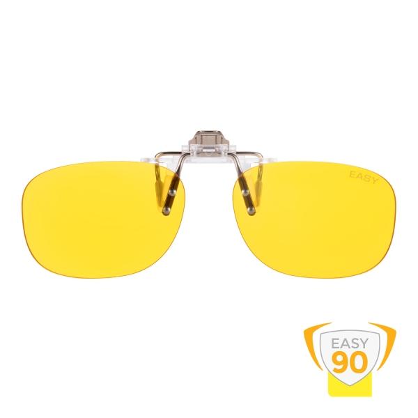 PRiSMA CLiP-ON EASY90 Blaulichtfilter-Brillenaufsatz - CP702