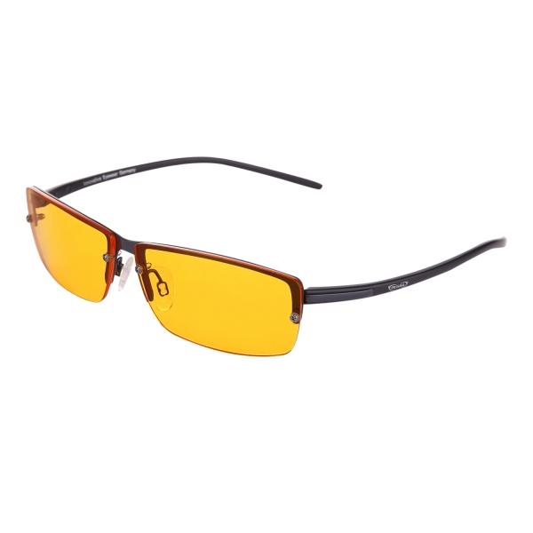PRiSMA Blaulichtfilter-Brille P1 Blueblocker-Brille Computerbrille - bluelightprotect LiTE - P1-704