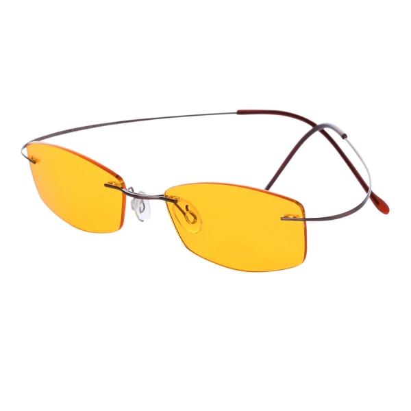 PRiSMA Blaulichtfilter-Brille LiNDAU Blueblockerbrille Anti-Blaulicht bluelightprotect LiTE - L704