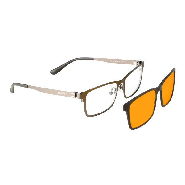 PRiSMA Blaulichtfilter-Brille VARiA2 - mit Magnet-Frontfilter - bluelightprotect PRO - VA2709