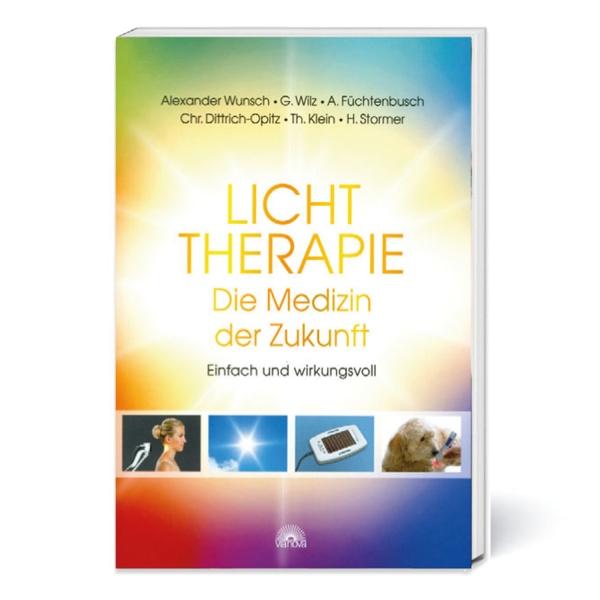 Buch: Lichttherapie - Die Medizin der Zukunft - BLT2054